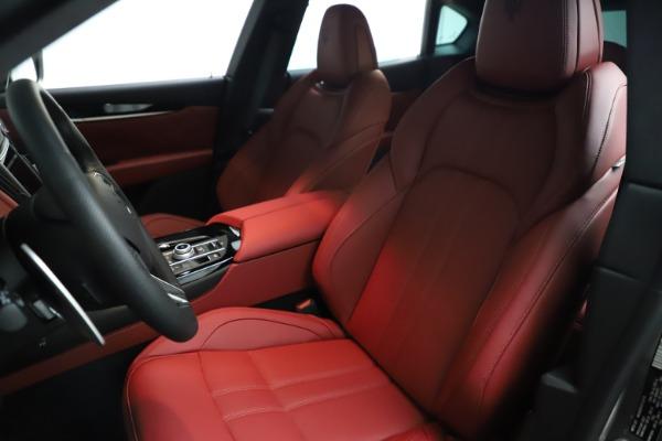 New 2021 Maserati Levante Q4 GranSport for sale $93,685 at Maserati of Westport in Westport CT 06880 15