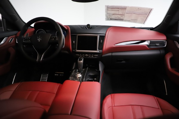 New 2021 Maserati Levante Q4 GranSport for sale $93,685 at Maserati of Westport in Westport CT 06880 16