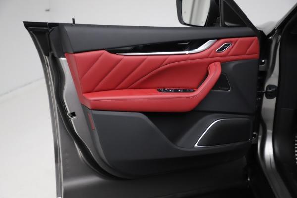 New 2021 Maserati Levante Q4 GranSport for sale $93,685 at Maserati of Westport in Westport CT 06880 17