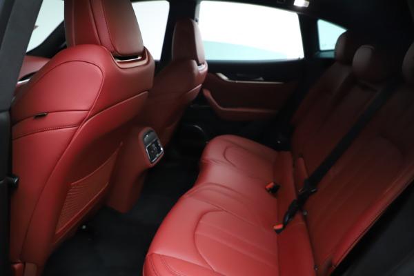 New 2021 Maserati Levante Q4 GranSport for sale $93,685 at Maserati of Westport in Westport CT 06880 19