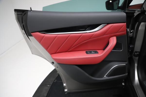 New 2021 Maserati Levante Q4 GranSport for sale $93,685 at Maserati of Westport in Westport CT 06880 20