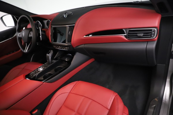New 2021 Maserati Levante Q4 GranSport for sale $93,685 at Maserati of Westport in Westport CT 06880 21