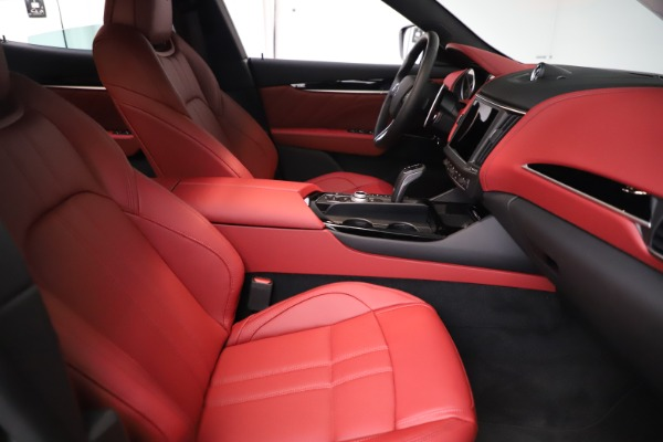 New 2021 Maserati Levante Q4 GranSport for sale $93,685 at Maserati of Westport in Westport CT 06880 22