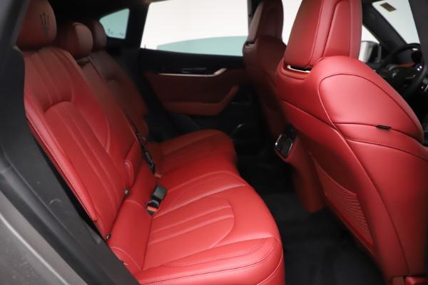 New 2021 Maserati Levante Q4 GranSport for sale $93,685 at Maserati of Westport in Westport CT 06880 24