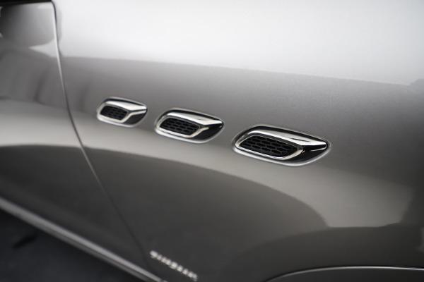 New 2021 Maserati Levante Q4 GranSport for sale $93,685 at Maserati of Westport in Westport CT 06880 25