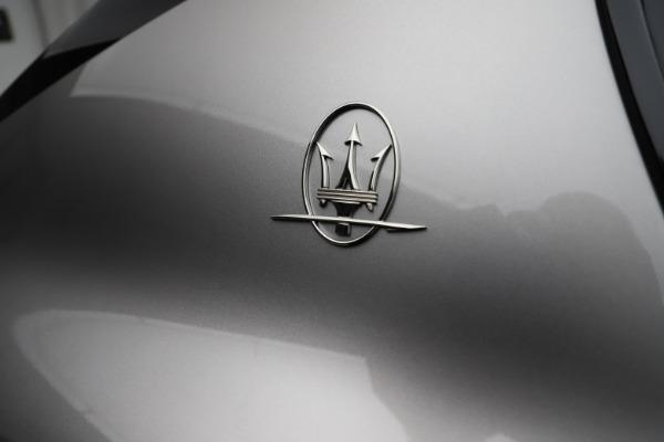 New 2021 Maserati Levante Q4 GranSport for sale $93,685 at Maserati of Westport in Westport CT 06880 26