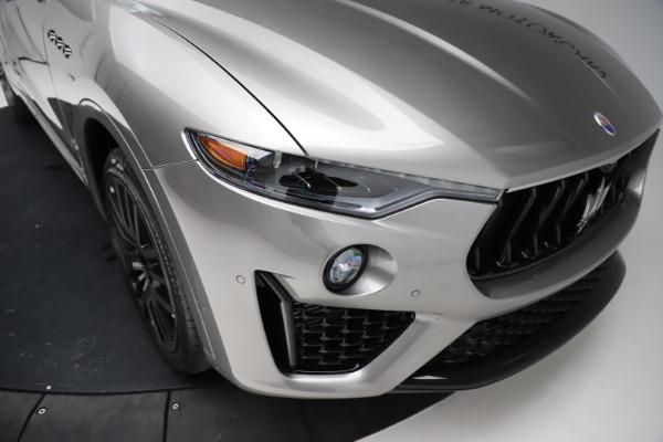 New 2021 Maserati Levante Q4 GranSport for sale $93,685 at Maserati of Westport in Westport CT 06880 27