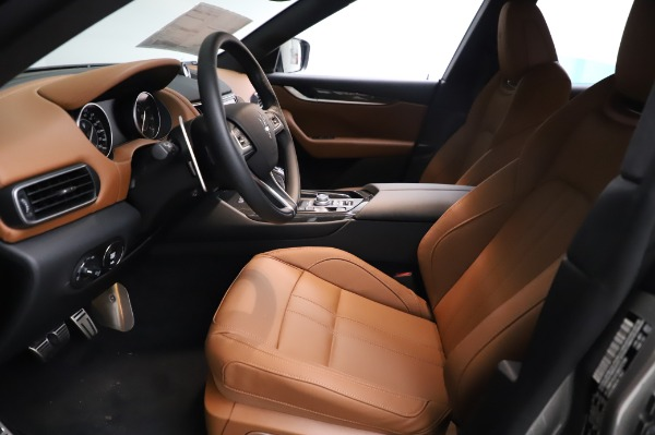 New 2021 Maserati Levante Q4 GranSport for sale $91,385 at Maserati of Westport in Westport CT 06880 15