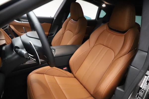 New 2021 Maserati Levante Q4 GranSport for sale $91,385 at Maserati of Westport in Westport CT 06880 16