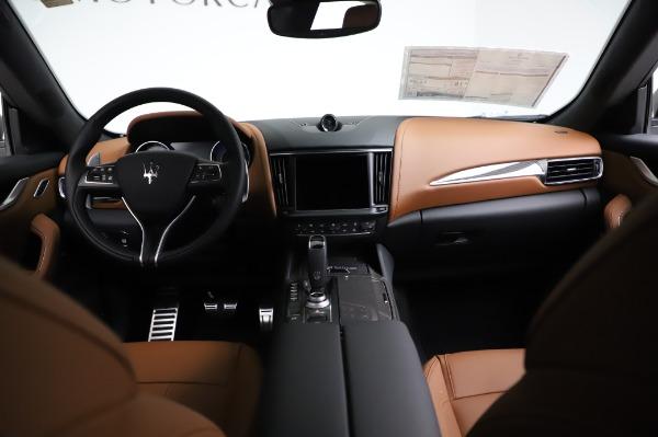 New 2021 Maserati Levante Q4 GranSport for sale $91,385 at Maserati of Westport in Westport CT 06880 17