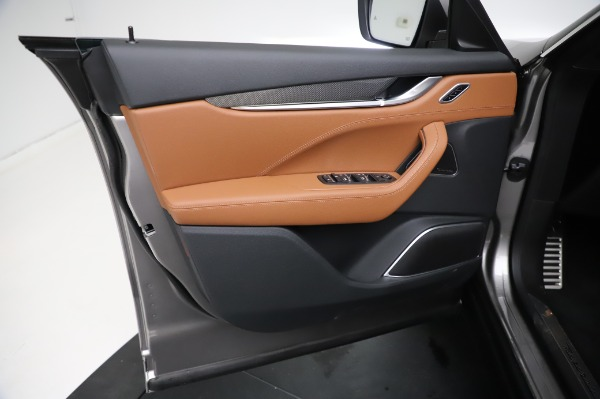 New 2021 Maserati Levante Q4 GranSport for sale $91,385 at Maserati of Westport in Westport CT 06880 18