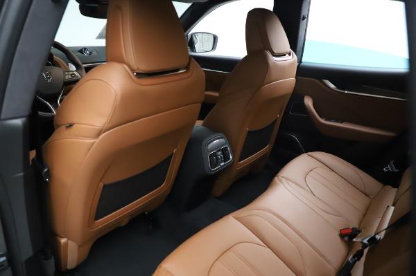 New 2021 Maserati Levante Q4 GranSport for sale $91,385 at Maserati of Westport in Westport CT 06880 19
