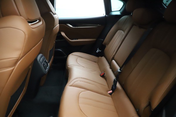 New 2021 Maserati Levante Q4 GranSport for sale $91,385 at Maserati of Westport in Westport CT 06880 20