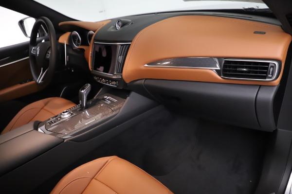 New 2021 Maserati Levante Q4 GranSport for sale $91,385 at Maserati of Westport in Westport CT 06880 22
