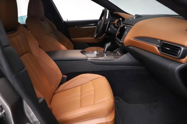 New 2021 Maserati Levante Q4 GranSport for sale $91,385 at Maserati of Westport in Westport CT 06880 23