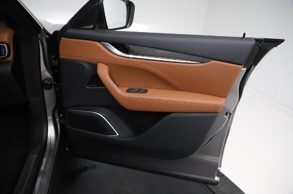 New 2021 Maserati Levante Q4 GranSport for sale $91,385 at Maserati of Westport in Westport CT 06880 24