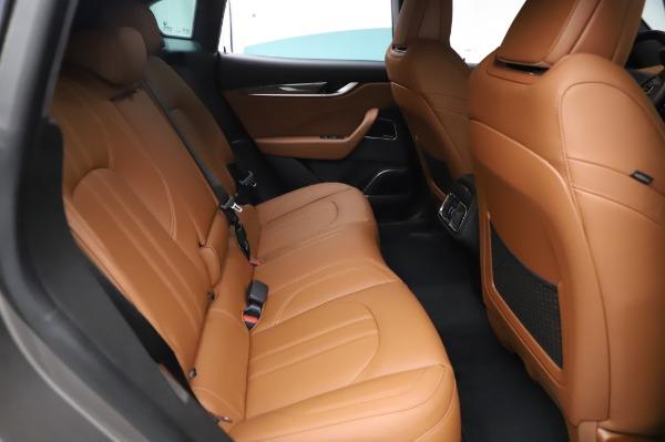 New 2021 Maserati Levante Q4 GranSport for sale $91,385 at Maserati of Westport in Westport CT 06880 25