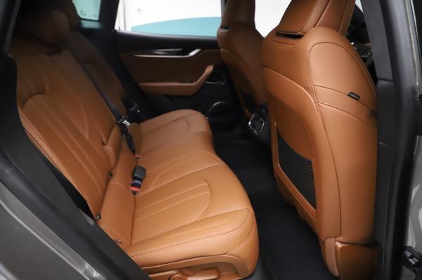 New 2021 Maserati Levante Q4 GranSport for sale $91,385 at Maserati of Westport in Westport CT 06880 26