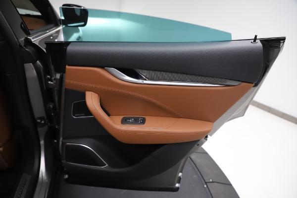 New 2021 Maserati Levante Q4 GranSport for sale $91,385 at Maserati of Westport in Westport CT 06880 27