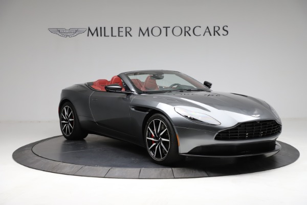 Used 2019 Aston Martin DB11 Volante for sale $211,990 at Maserati of Westport in Westport CT 06880 10