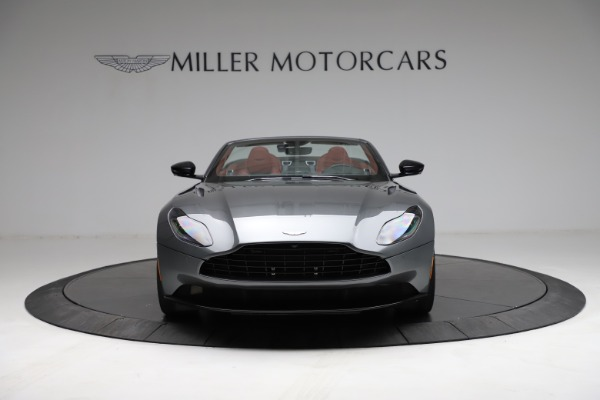 Used 2019 Aston Martin DB11 Volante for sale $211,990 at Maserati of Westport in Westport CT 06880 11