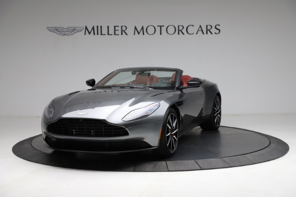 Used 2019 Aston Martin DB11 Volante for sale $211,990 at Maserati of Westport in Westport CT 06880 12