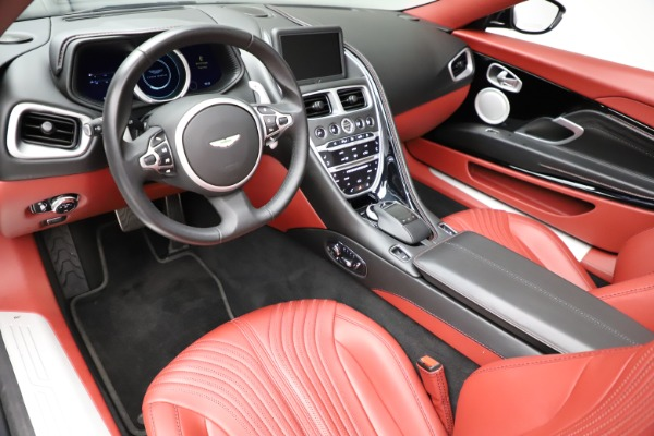 Used 2019 Aston Martin DB11 Volante for sale $211,990 at Maserati of Westport in Westport CT 06880 14