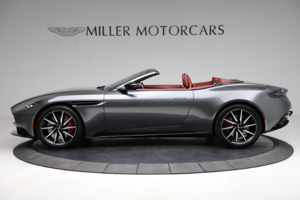 Used 2019 Aston Martin DB11 Volante for sale $211,990 at Maserati of Westport in Westport CT 06880 2