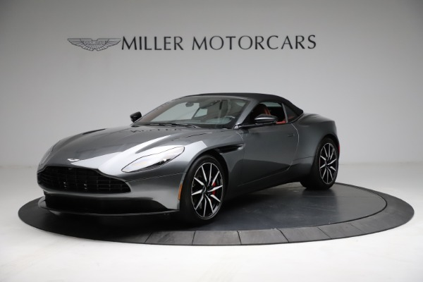 Used 2019 Aston Martin DB11 Volante for sale $211,990 at Maserati of Westport in Westport CT 06880 22