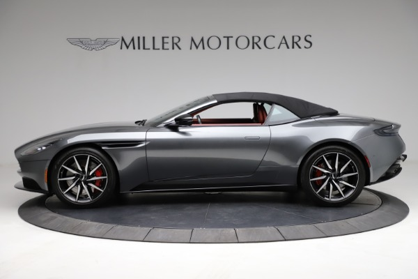 Used 2019 Aston Martin DB11 Volante for sale $211,990 at Maserati of Westport in Westport CT 06880 23