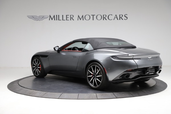 Used 2019 Aston Martin DB11 Volante for sale $211,990 at Maserati of Westport in Westport CT 06880 24