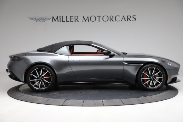 Used 2019 Aston Martin DB11 Volante for sale $211,990 at Maserati of Westport in Westport CT 06880 26