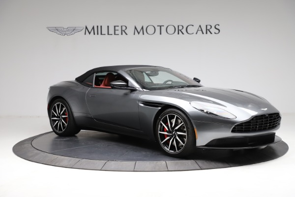 Used 2019 Aston Martin DB11 Volante for sale $211,990 at Maserati of Westport in Westport CT 06880 27