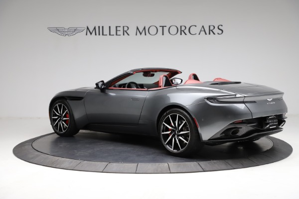 Used 2019 Aston Martin DB11 Volante for sale $211,990 at Maserati of Westport in Westport CT 06880 3