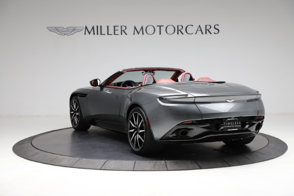Used 2019 Aston Martin DB11 Volante for sale $211,990 at Maserati of Westport in Westport CT 06880 4