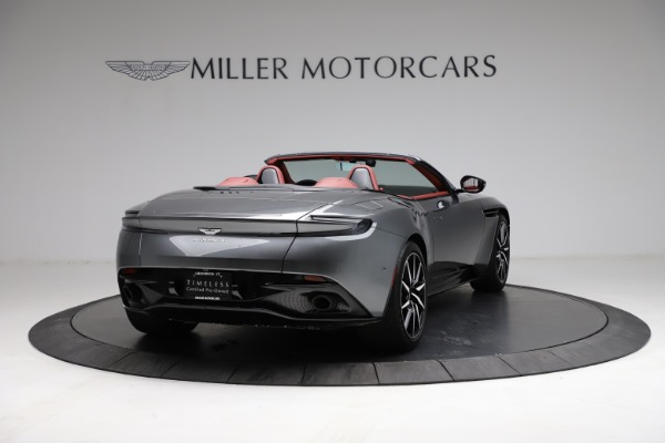 Used 2019 Aston Martin DB11 Volante for sale $211,990 at Maserati of Westport in Westport CT 06880 6