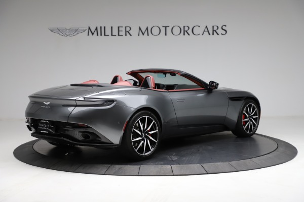 Used 2019 Aston Martin DB11 Volante for sale $211,990 at Maserati of Westport in Westport CT 06880 7