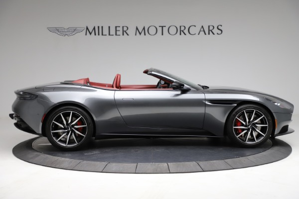 Used 2019 Aston Martin DB11 Volante for sale $211,990 at Maserati of Westport in Westport CT 06880 8