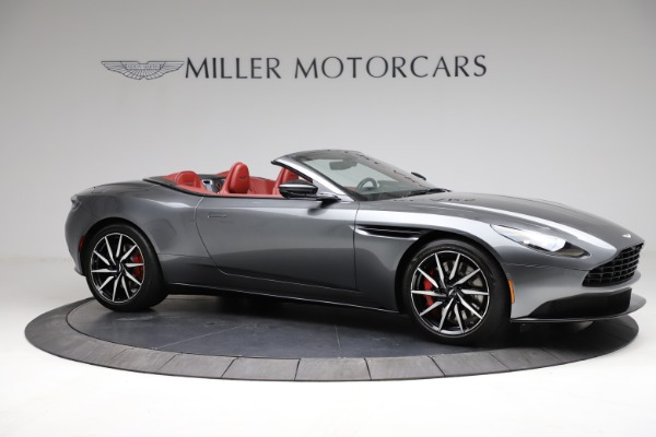 Used 2019 Aston Martin DB11 Volante for sale $211,990 at Maserati of Westport in Westport CT 06880 9