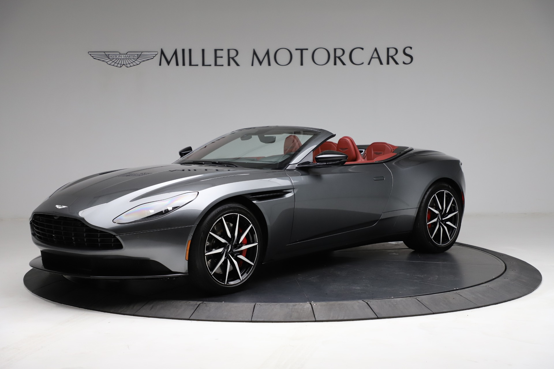 Used 2019 Aston Martin DB11 Volante for sale $211,990 at Maserati of Westport in Westport CT 06880 1