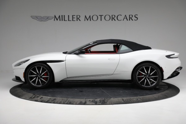 Used 2019 Aston Martin DB11 Volante for sale $209,990 at Maserati of Westport in Westport CT 06880 14