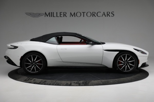 Used 2019 Aston Martin DB11 Volante for sale $209,990 at Maserati of Westport in Westport CT 06880 17