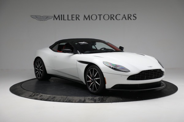 Used 2019 Aston Martin DB11 Volante for sale $209,990 at Maserati of Westport in Westport CT 06880 18