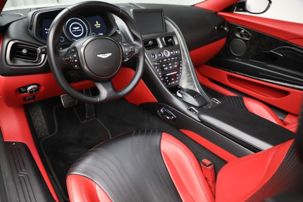Used 2019 Aston Martin DB11 Volante for sale $209,990 at Maserati of Westport in Westport CT 06880 19