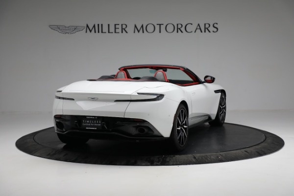 Used 2019 Aston Martin DB11 Volante for sale $209,990 at Maserati of Westport in Westport CT 06880 6
