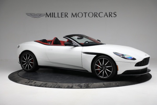 Used 2019 Aston Martin DB11 Volante for sale $209,990 at Maserati of Westport in Westport CT 06880 9