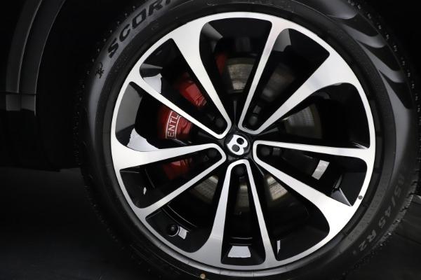 New 2021 Bentley Bentayga V8 for sale Call for price at Maserati of Westport in Westport CT 06880 14