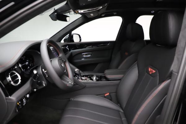 New 2021 Bentley Bentayga V8 for sale Call for price at Maserati of Westport in Westport CT 06880 18