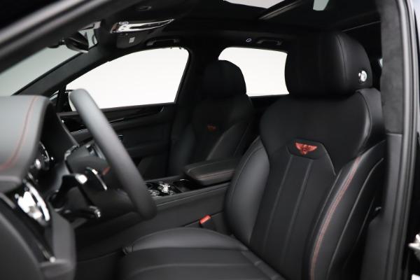 New 2021 Bentley Bentayga V8 for sale Call for price at Maserati of Westport in Westport CT 06880 19