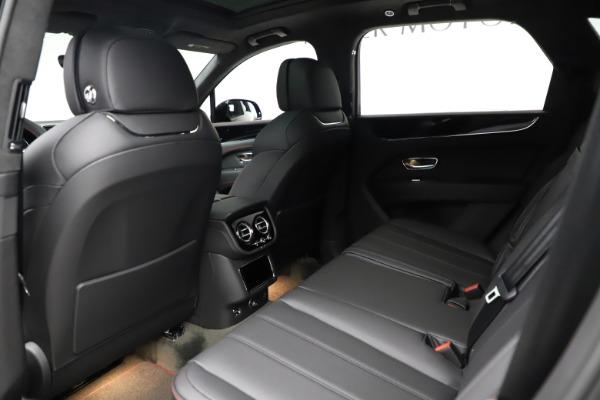New 2021 Bentley Bentayga V8 for sale Call for price at Maserati of Westport in Westport CT 06880 20